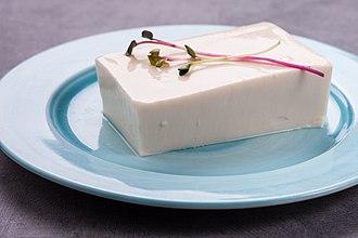 Tofu - Soft tofu