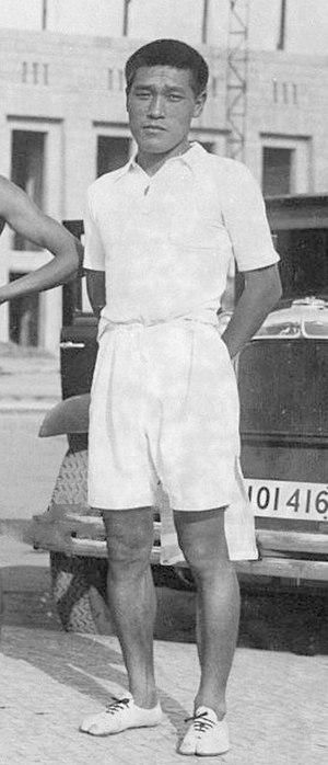 Sohn Kee-chung - Image: Sohn Kee chung 1936