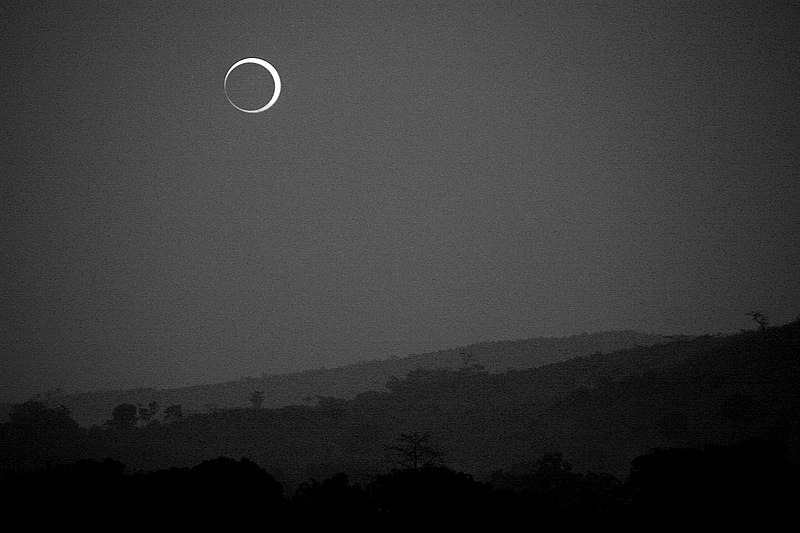 Best place to watch the solar eclipse on may 20th our for Why shouldn t you look at a solar eclipse