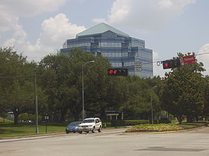 Solvay S.A. - Solvay America offices in Houston, Texas