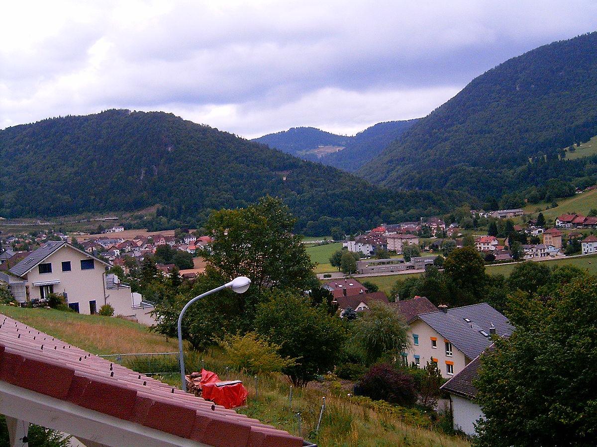 Sonceboz City
