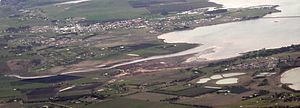 Sorell, Tasmania - Image: Sorell Aerial
