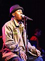 Soulive with Charlie Hunter and guests @ Brooklyn Bowl (Bowlive) 3 9 10 (4425342492).jpg