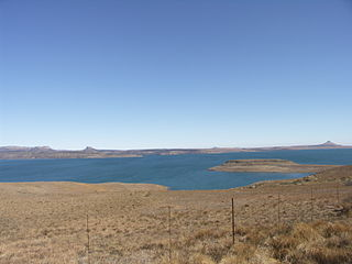 Sterkfontein Dam