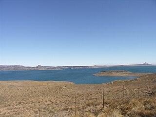 Sterkfontein Dam dam in Free State