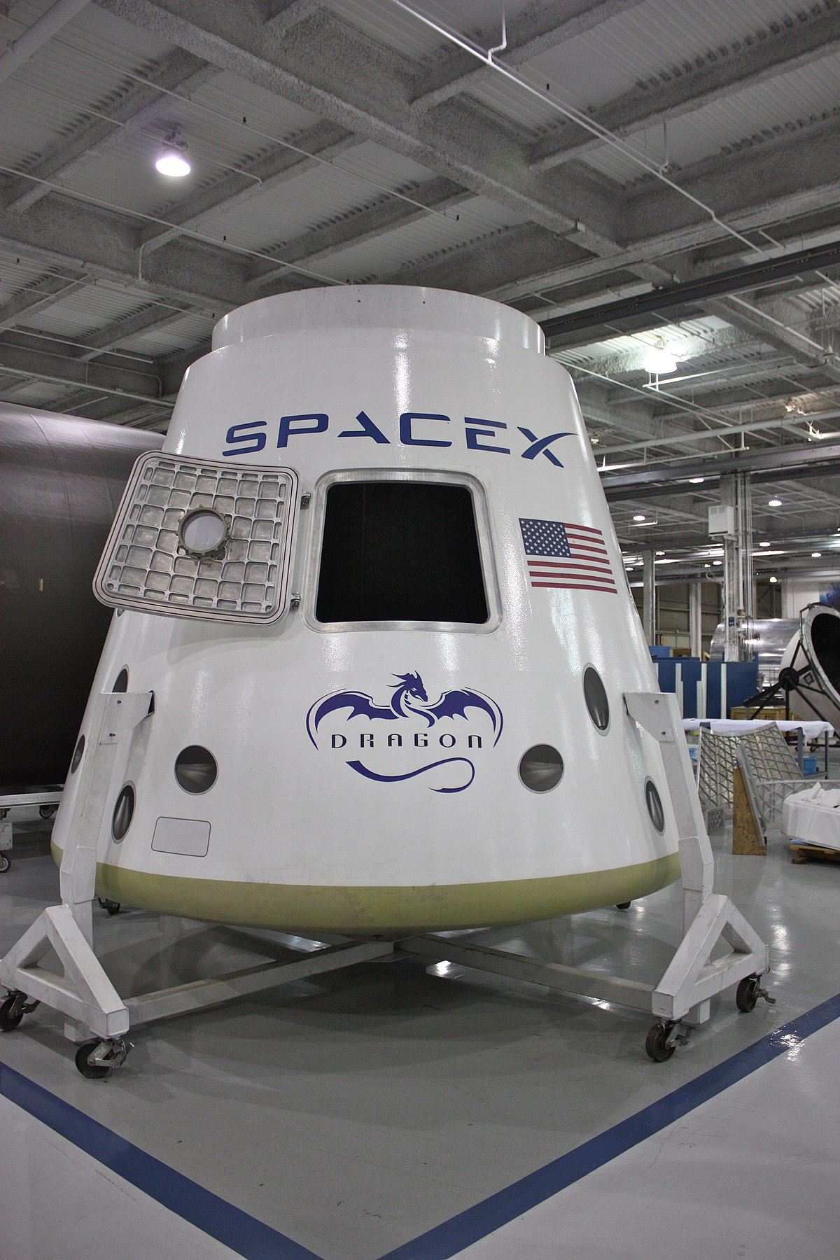 spacex dragon � wikipedia