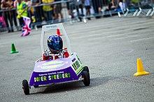 A Formula Goblin G2 kit car.