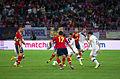 Spain - Chile - 10-09-2013 - Geneva - Alvaro Arbeloa 2.jpg