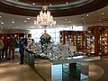 Sparkling display of crystal at Waterford Crystal Visitor Centre - geograph.org.uk - 1540697.jpg