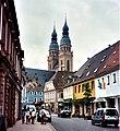 Speyer, view from the Gilgenstraße to the church St.Joseph.jpg