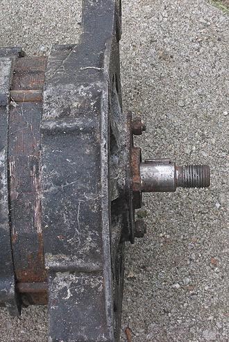 Key (engineering) - Image: Spieverbinding