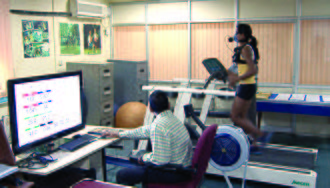 Sports Authority of India - Sports Science Centre (Human Performance Lab)