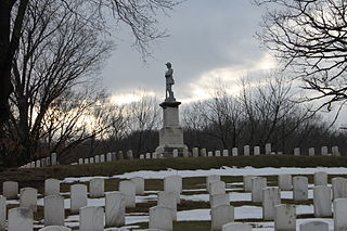 Springdale Cemetery United States historic place
