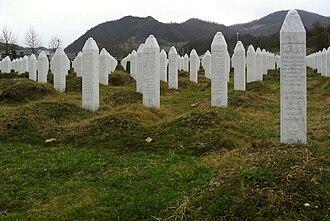 Republika Srpska - Srebrenica–Potočari Memorial