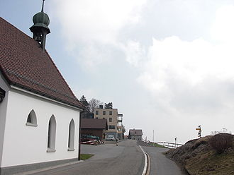 St.Anton Passhöhe