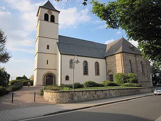 Hettenleidelheim - The Catholic Church of Hettenleidelheim