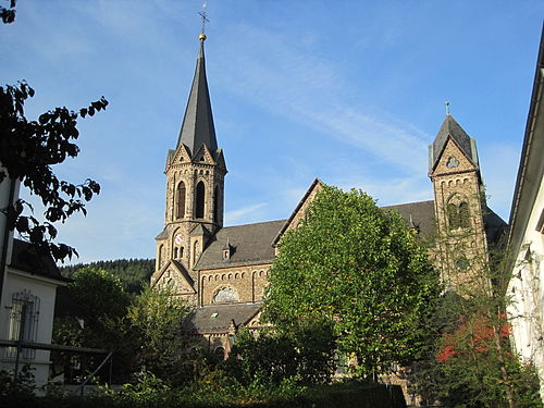 St. Bartholomäus Meggen 2