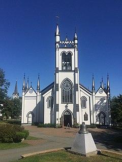 St. Johns Anglican Church (Lunenburg) church in Lunenburg, Nova Scotia