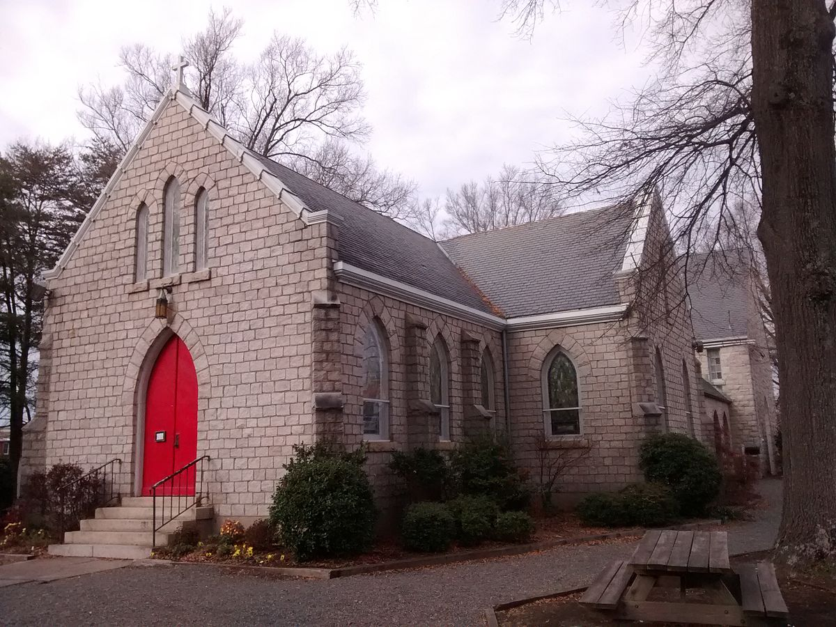 St Joseph s Episcopal Church Durham North Carolina
