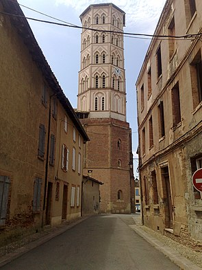 St. Mary's Cathedral, Lombez, Gers, France.jpg