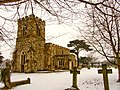 St. Nicholas' Church in Snow - geograph.org.uk - 1151147.jpg
