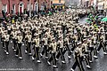 St. Patrick's Day Parade (2013) In Dublin - Purdue University All-American Marching Band, Indiana, USA (8566551646).jpg