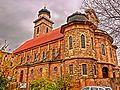 St. Paulus ist eine katholische Pfarrkirche in Göttingen. Fast 150 Jahre nach St. Michael wurde sie ab 1927 als zweite nachreformatorische katholische Kirche der Stadt erbaut und am 21. Juli 1929 durch Bischof Nikolaus - panoramio.jpg