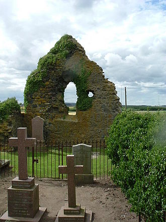 Rattray, Aberdeenshire - St Mary's Chapel cemetery
