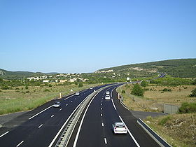 Image illustrative de l'article Autoroute A750 (France)
