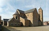 St Amelbergachurch in Susteren Netherlands Pano.jpg