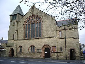 Places of worship in Burnley - St Catherine's Church, Todmorden Road