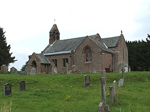 Cliburn, Cumbria - Image: St Cuthbert's Church geograph.org.uk 220960