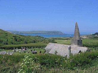 St Minver - Image: St Enodoc Church geograph.org.uk 463394