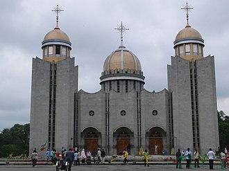 Awasa - Church St. Gabriel