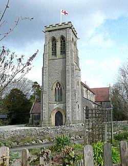 St John S Church Silverdale Wikipedia