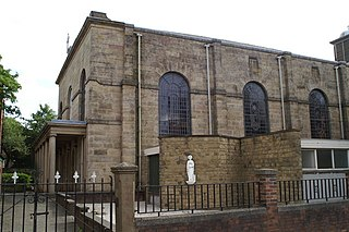 St Johns Church, Wigan Church in Greater Manchester, United Kingdom