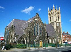 St Mark's Church of Ireland, Portadown - geograph - 494290.jpg