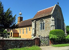 St Mary the Virgin, Tilty, Essex - geograph.org.uk - 339746.jpg