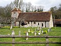St Michael and All Angels, Lower Bullington - geograph.org.uk - 155273.jpg