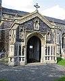 St Peter and St Paul, Brockdish, Norfolk - Porch - geograph.org.uk - 804921.jpg