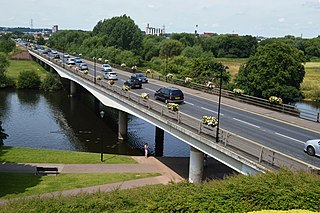St Peters Bridge, Burton upon Trent