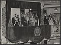 Staatsbezoek Franse president Coty aan Nederland. Tweede dag. Galaconcert in Kur, Bestanddeelnr 079-0498.jpg
