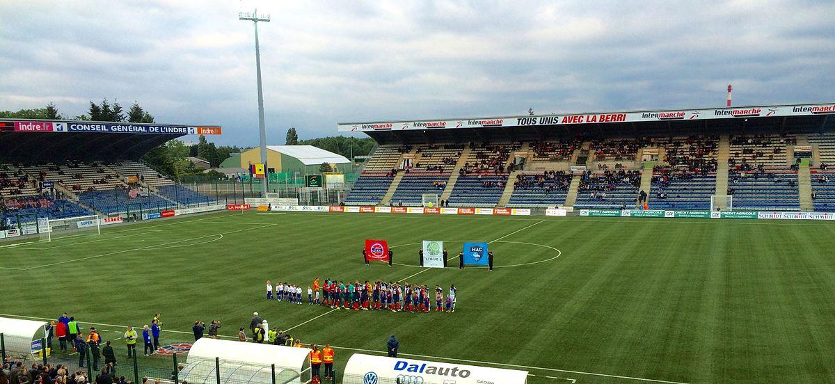 Image result for Stade Gaston Petit