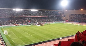 2013 FIFA Club World Cup - Image: Stade de marrakech
