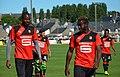Stade rennais vs USM Alger, July 16th 2016 - Diallo Gnagnon.jpg