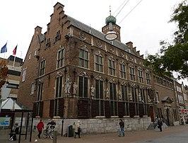 Rijksmonument het oude stadhuis van Nijmegen