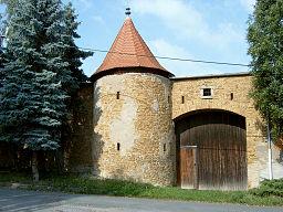 Stadtmauer Rastenberg