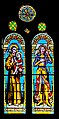 Stained-glass windows of the St Gerald abbey church of Aurillac 09.jpg