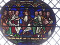 Stained glass windows at Canterbury Cathedral JC 23.JPG