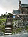 Stairway to haven - geograph.org.uk - 554844.jpg